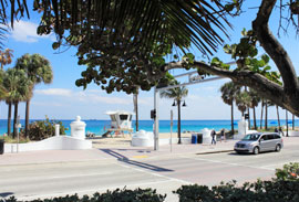 South Florida City Tours Shuttle Service In Fort Lauderdale